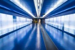 Metropolitana di Napoli, Napoli, Italia fotografia stock libera da diritti