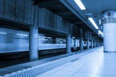Metropolitana di Tokyo Immagini Stock