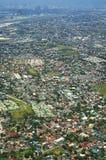 Metropolitana Manila Fotografie Stock