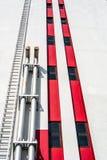 Metropolitana per ventilazione dell'aria su costruzione Fotografia Stock Libera da Diritti