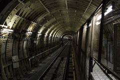 Metropolitana, sottopassaggio Fotografie Stock
