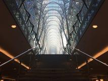 Metropolitana urbana Fotografia Stock Libera da Diritti