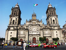 Metropolitana van Catedral Stock Foto