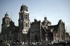 Metropolitana van Catedral Royalty-vrije Stock Afbeeldingen