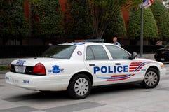 MetropolitanPolizeiwagen, Washington DC Stockbilder