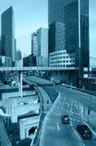 Metropool Royalty-vrije Stock Afbeeldingen