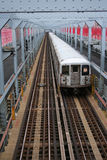 Metros Imagem de Stock