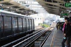 Metrostation. stockbilder