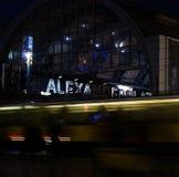 Metrostation Alexanderplatz Stockbild