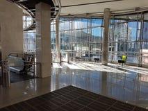 Metrostation de Cska Fotos de Stock Royalty Free