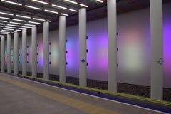 metrostation rotterdam Стоковые Изображения