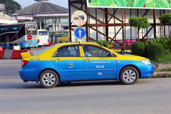 Metrowy taxi chiangmai Obraz Royalty Free