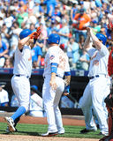 Mets Homerun Royalty Free Stock Photography