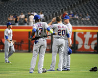 Mets Pre-Game Stock Images