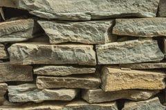 Metselwerk gemaakte †‹â€ ‹van steen Stock Fotografie