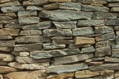 Metselwerk gemaakte †‹â€ ‹van steen Stock Foto's