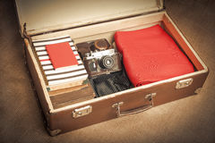 Metta per viaggiare Fotografia Stock Libera da Diritti