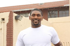 Metta World Peace Royalty Free Stock Photography