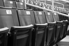 mette lo stadio a sedere Immagine Stock Libera da Diritti