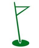Mette in mostra il simbolo Fotografie Stock