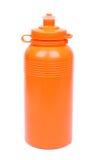 Mette in mostra la bottiglia di acqua Immagini Stock