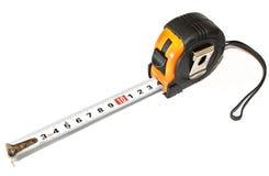 Metter de medição da roleta Fotografia de Stock