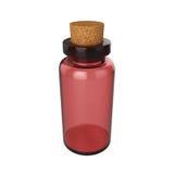 Mettez le breuvage magique en bouteille d'isolement sur le fond blanc, le rendu 3D Images stock