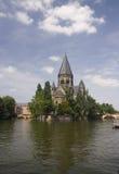 Metz Stock Image