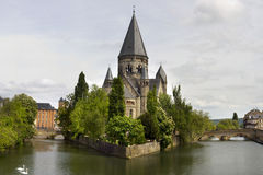 Metz Royalty Free Stock Photo