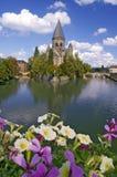 Metz Francia Fotografia Stock
