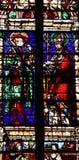 Metz Francja, Lipiec, - 25 2016: katedra Obrazy Stock