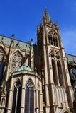 Metz, Frankreich - 25. Juli 2016: die Kathedrale Lizenzfreies Stockbild