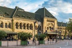 METZ, FRANKRIJK EUROPA - 24 SEPTEMBER: Mening van de Post in Metz Royalty-vrije Stock Afbeelding