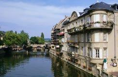 Metz town, Lorraine, France Stock Image