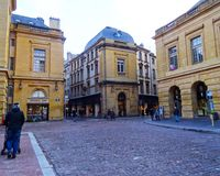 Metz vieja Fotografía de archivo