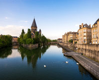 Metz View Stock Photo