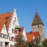 Metzgerturm in Ulm, Germany Stock Images