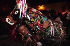 meu празднества масленицы bumba Бразилии boi Стоковое Изображение