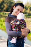 Meu bebê Foto de Stock