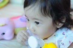 Meu bebê Imagem de Stock Royalty Free