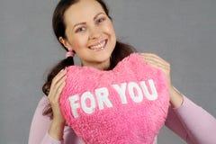 Meu coração para você Imagens de Stock