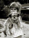 Meu filhote de cachorro Fotografia de Stock Royalty Free