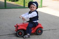 Meu primeiro carro Fotos de Stock Royalty Free