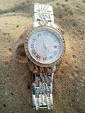 Meu relógio fotografia de stock