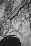 Meubilair van de kerk royalty-vrije stock fotografie