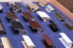 Meubilairtoebehoren van metaal worden gemaakt dat Stock Afbeeldingen
