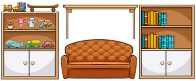 meubles Photos stock