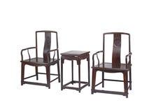 Meubles classiques chinois de Ming-type Image libre de droits