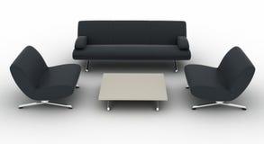 Meubles de sofa Images stock