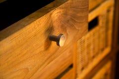 Meubles en bois Image libre de droits